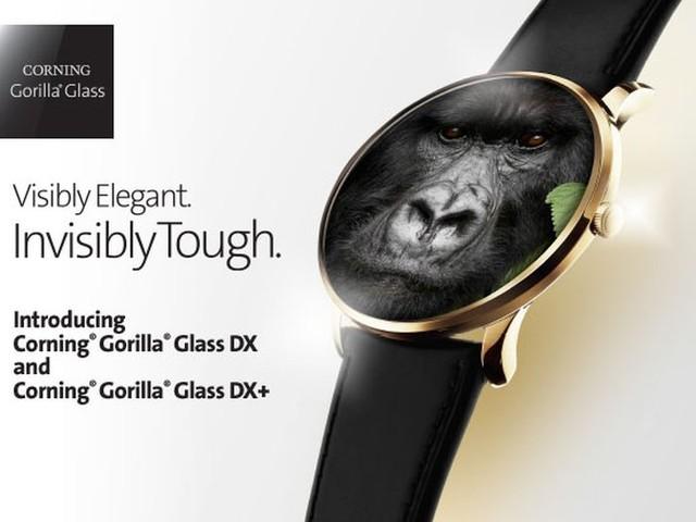 Gorilla Glass DX leva mais proteção e menos reflexos aos wearables