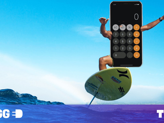 4 cool things you can do with the iOS calculator