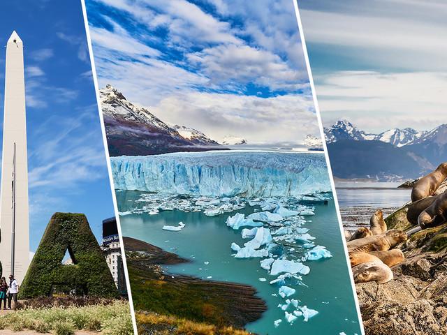 3 em 1 com Patagônia! Passagens para El Calafate, Ushuaia e Buenos Aires na mesma viagem a partir de R$ 1.495!
