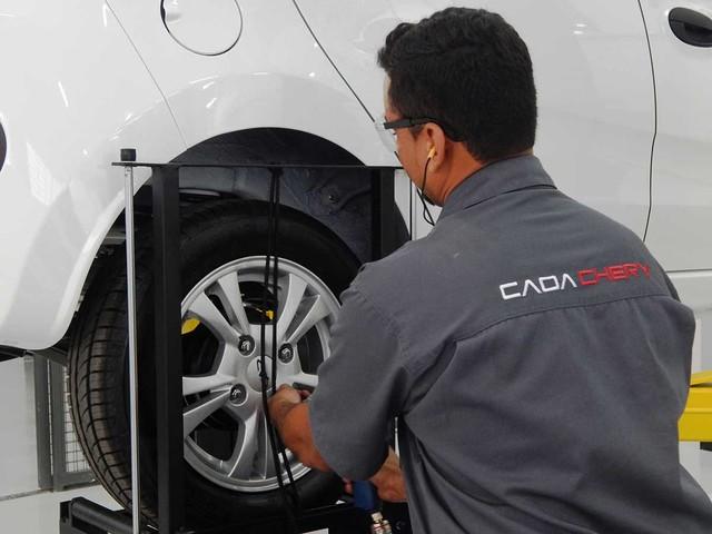 CAOA Chery oferta check-up gratuito em sua rede