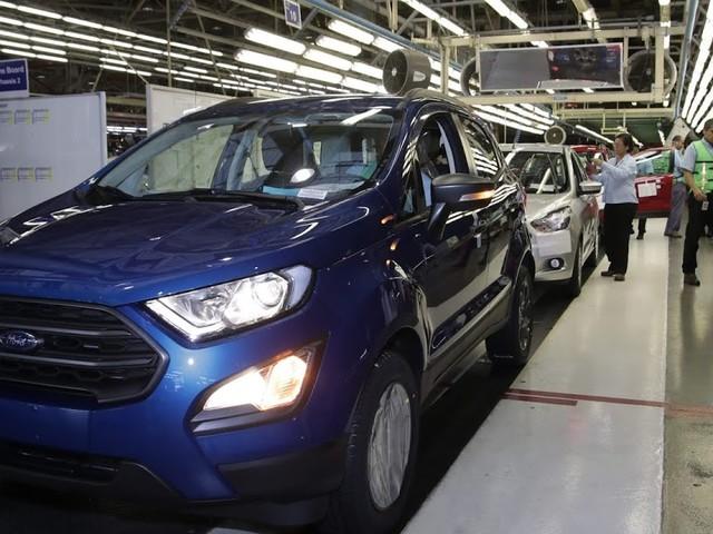 Governo busca montadora chinesa para o lugar da Ford