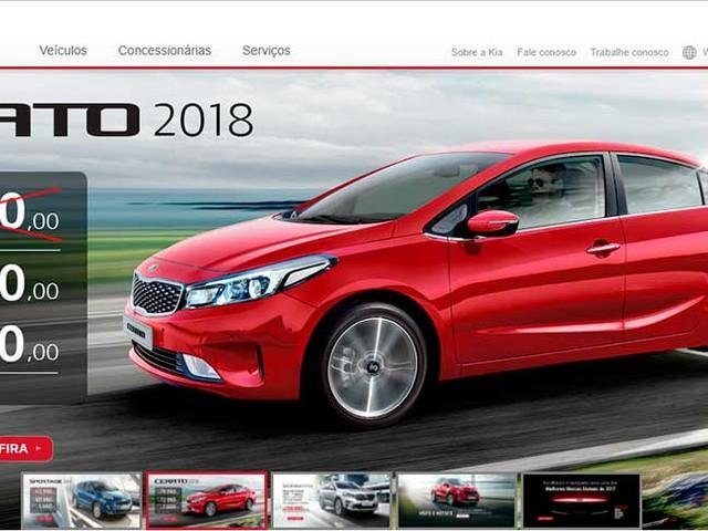 Mercado: Kia Cerato é vendido com desconto de R$ 7 mil