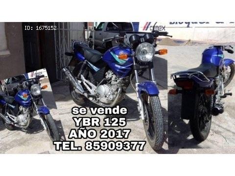 SE VENDE MOTOCICLETA YAMAHA 125 YBR