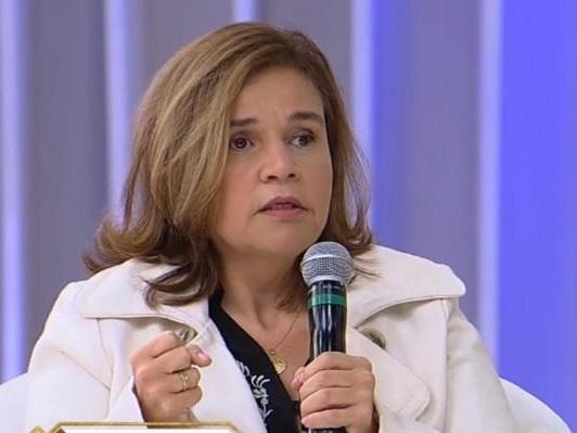 Claudia Rodrigues é internada em clínica no Rio de Janeiro