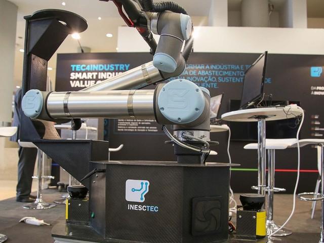 Robô para indústrias automóvel e aeroespacial será testado no Porto