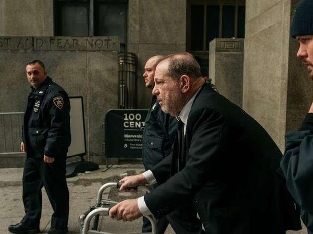 Termina nos EUA seleção de jurados para julgamento de Harvey Weinstein