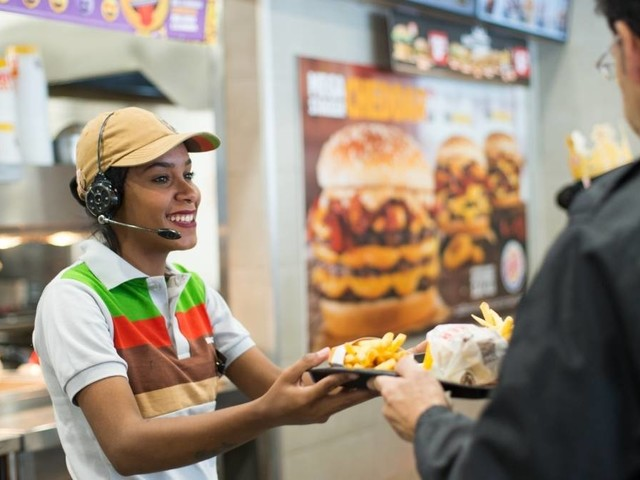 Burger King anuncia 1 mil vagas emprego disponíveis em todo o país