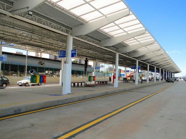 Novo Terminal de Ônibus Paulicéia começa a funcionar neste domingo em Piracicaba