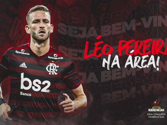 Flamengo anuncia o zagueiro Léo Pereira e encaminha saída de Pablo Marí
