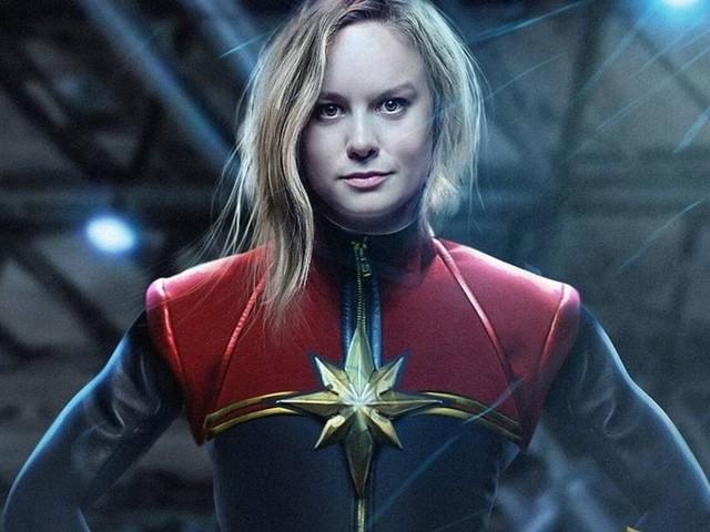 'Capitã Marvel' já é número um do ano