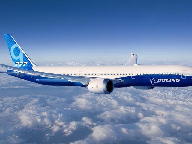 Primeiro voo teste do novo Boeing 777X é adiado