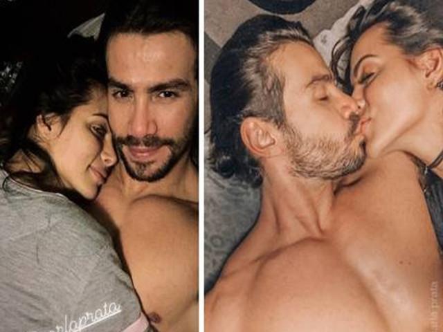 Mariano e Carla Prata assumem namoro