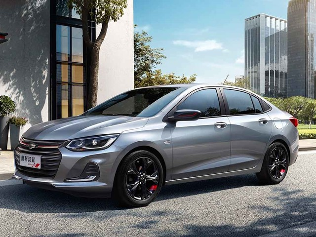 Novo Prisma 2020 é revelado pela Chevrolet chinesa