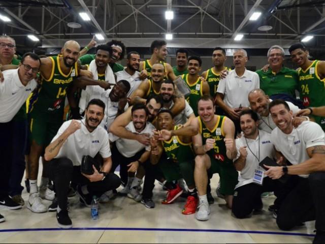 Após triunfo sobre Ilhas Virgens, brasileiros vibram com vaga no Mundial