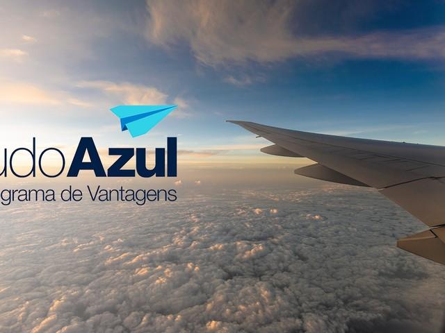 TudoAzul oferece até 110% de bônus nas transferências do Itaú e Credicard