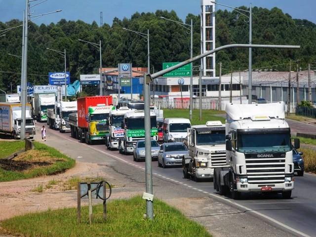 Interferência no diesel | Caminhoneiro divulga suposta conversa com Onyx: 'Já demos uma trava na Petrobras'