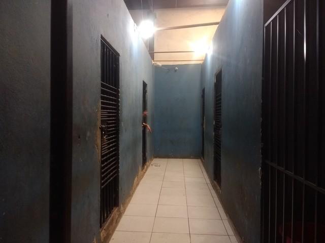 Apenado é agredido após descobrir celular em buraco de cela em presídio de Porto Velho