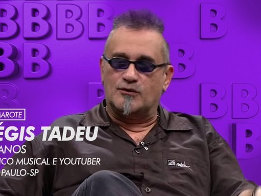 Régis Tadeu, crítico ferrenho de Raul Gil, é anunciado no BBB e deixa público revoltado
