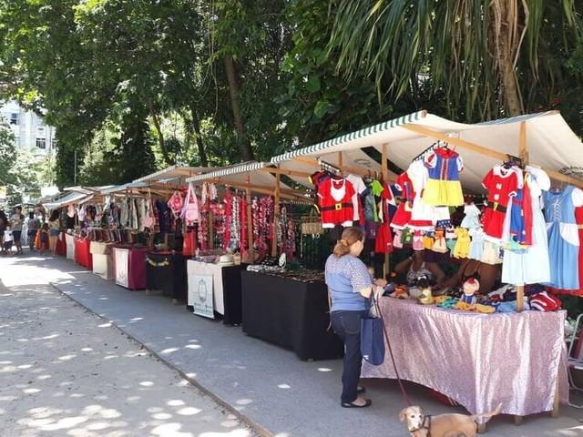 Crivella revoga decreto que proíbe a realização das feiras de artesanato