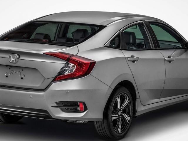 Honda Civic 2018 tem aumento de preços - especificações