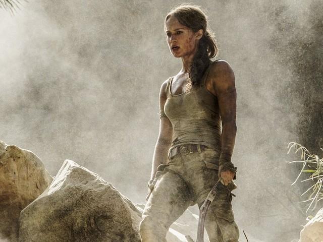 """Assista ao primeiro trailer de """"Tomb Raider: A Origem"""""""