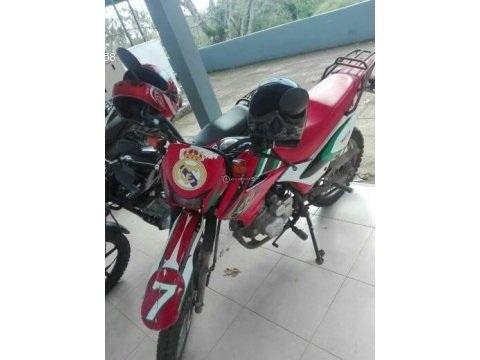 Vendo moto Raybar 200