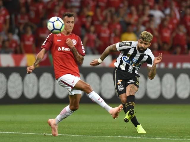 Melhores momentos do empate entre Internacional x Santos
