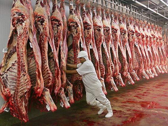 Hong Kong suspende importação de carne do Brasil após operação da PF