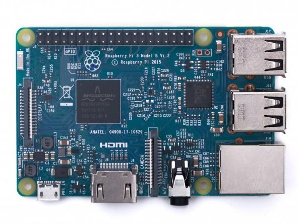 Raspberry Pi agora oficialmente no Brasil, azul e com aprovação da Anatel