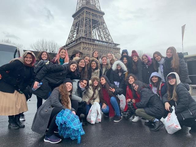 Disneyland Paris e Torre Eiffel!