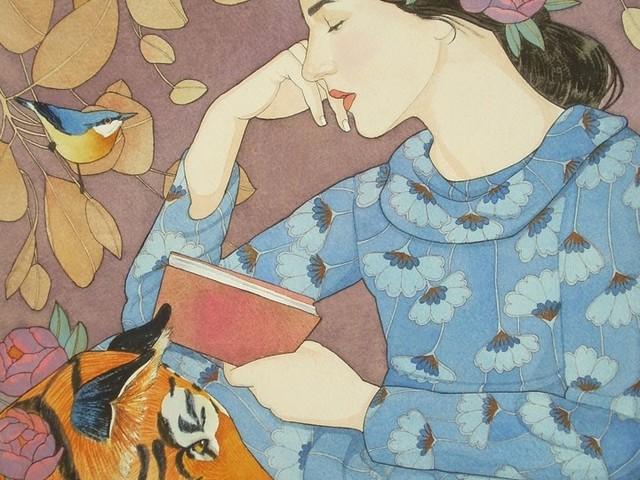 Imagem de leitura — Mary Alayne Thomas
