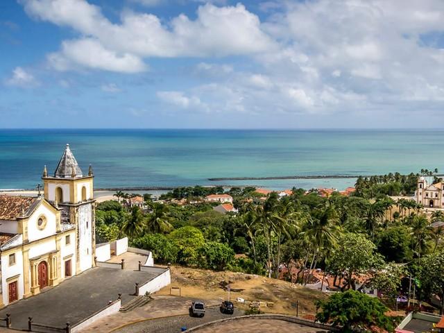 Pernambuco! Pacotes com voos mais hospedagem no Costa Mar Recife a partir de R$ 626