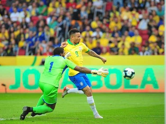 Brasil atropela Honduras e vence por 7 a 0 no Beira-Rio