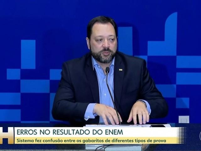 Inep diz que apura 'possíveis inconsistências' também na correção do 1º dia do Enem 2019