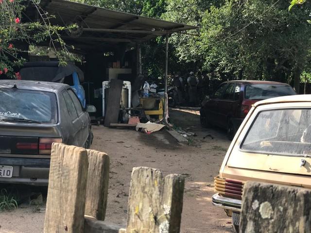 Polícia encontra dinamites em residência e prende suspeito na Zona Sul de Porto Alegre