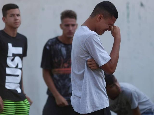 Jogador da base escapou de incêndio no Ninho do Urubu por causa de treino cancelado