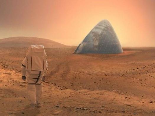 Elon Musk quer povoar Marte com mais de 1 milhão de pessoas até 2050
