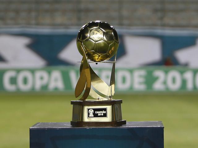 CBF divulga locais de três partidas da Copa Verde