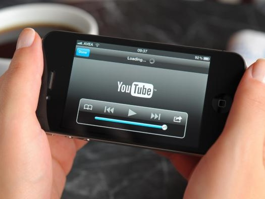 Consumo de vídeos pela internet cresce mais de 90%, segundo o Google