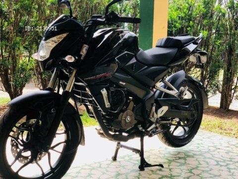 Motocicleta Pulsar NS 200 2016