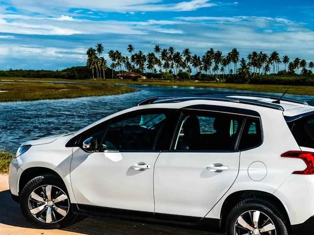 Peugeot 2008, 3008 e 5008 têm taxa zero em setembro