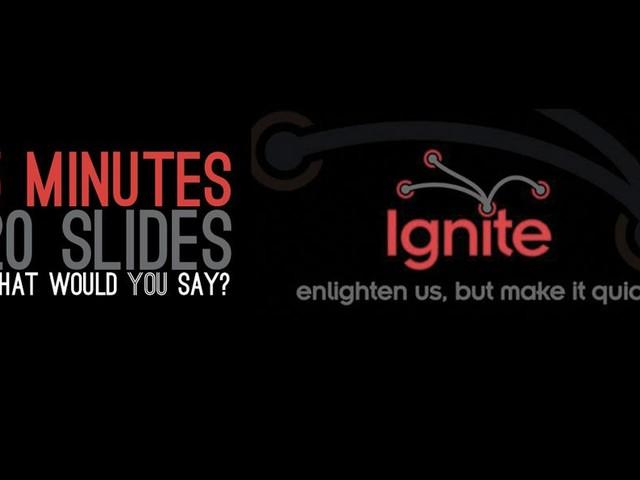 SXSW Ignite: 5 minutos, 20 slides e muita emoção