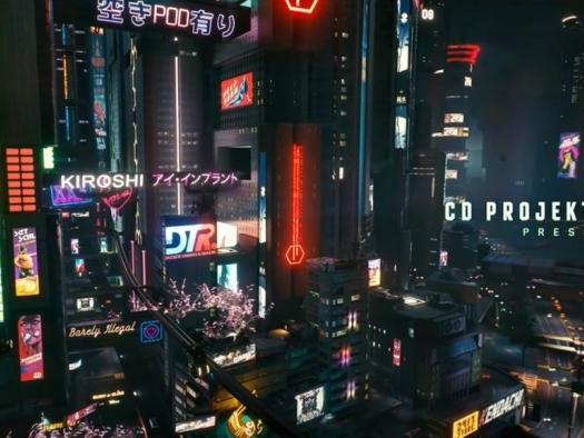 Cyberpunk 2077 | Veja novos vídeos do game e de série animada na Netflix