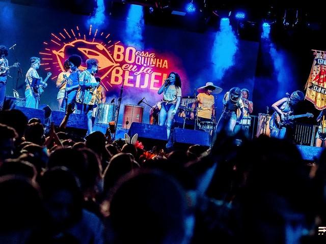 Essa Boquinha Eu Já Beijei, Comboio Percussivo e festa Reconvexa fazem folia de pré-carnaval no DF