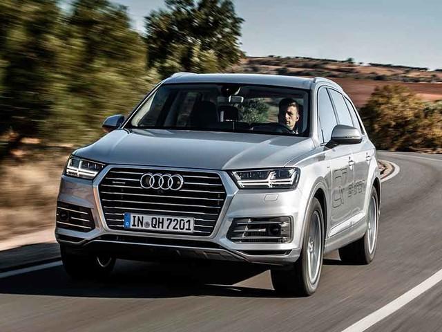 Recall: Audi convoca 403 unidades dos modelos A6, A7, A8, Q7 e S5