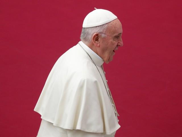 Não culpem os imigrantes por tudo, diz Papa Francisco a políticos