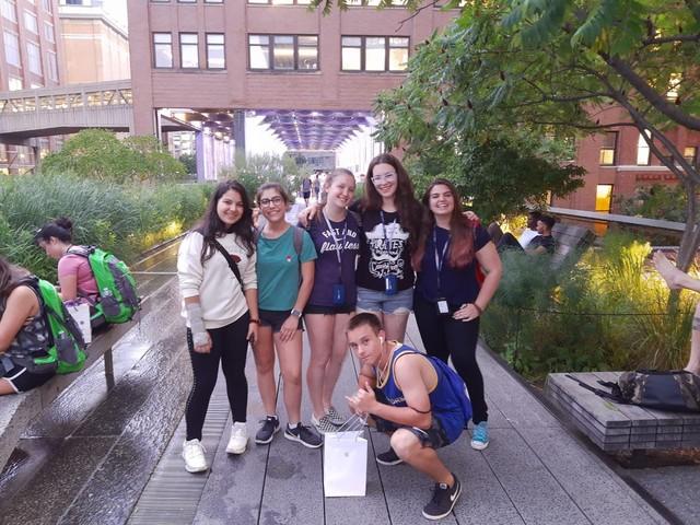 High Line – O jardim suspenso de Nova York