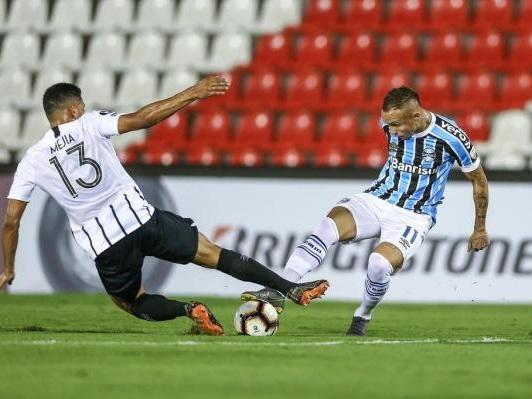Grêmio ficou satisfeito com o sorteio