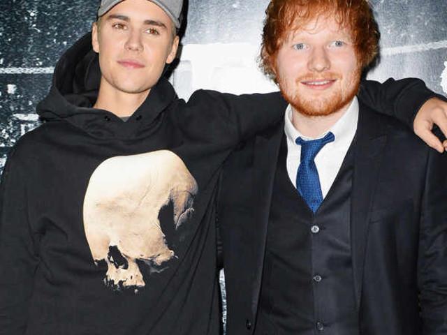 Justin Bieber cria coreografia para Perfect e ganha elogio de Ed Sheeran