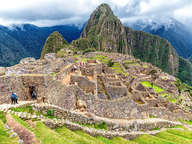 Brazilians Arrested in Machu Picchu for Heritage Damage